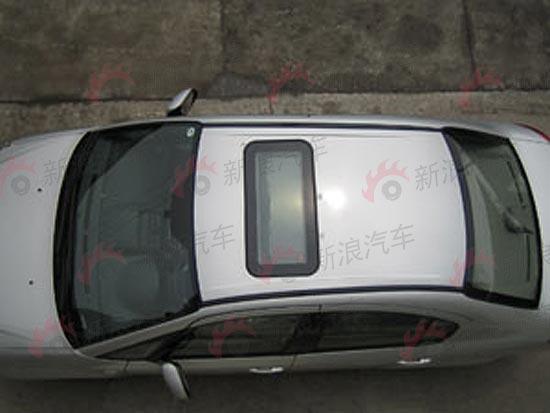 2011款三厢天语SX4