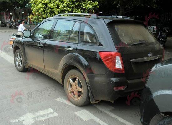 力帆SUV