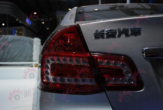 2010广州车展探馆 长安三厢版CX30抢先实拍