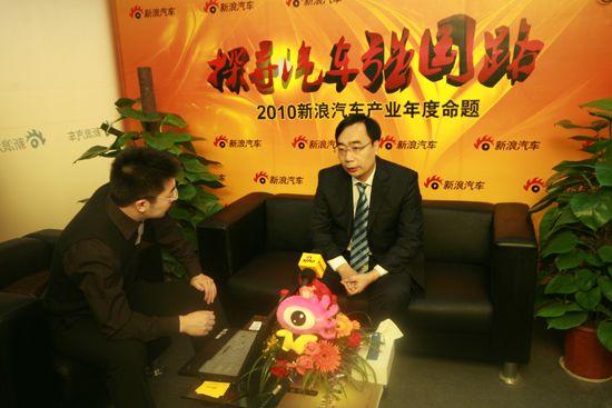 长城汽车国内部总经理贾亚权先生