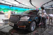 2010年北京车展探馆之五款吉利新车抢拍