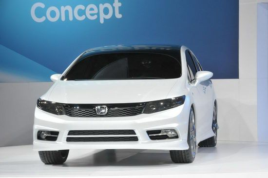 Honda Civic Sedan Concept