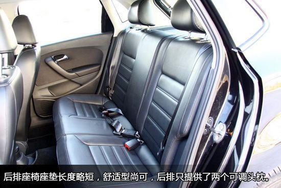 新polo后排座椅; 新浪汽车深度试驾上海大众新polo