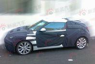 2011上海车展前瞻28;现代Veloster国内路试