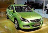 江淮和悦混合动力车型将亮相上海车展