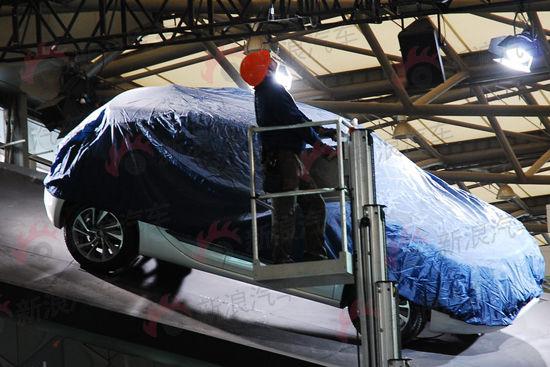 雪铁龙上海车展全球首发DS4