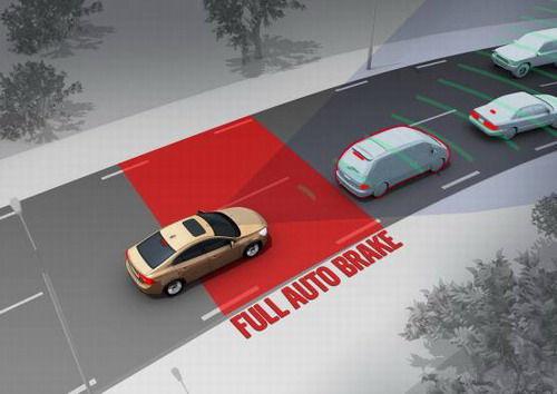 城市安全系统与带排队辅助的自适应巡航控制系统