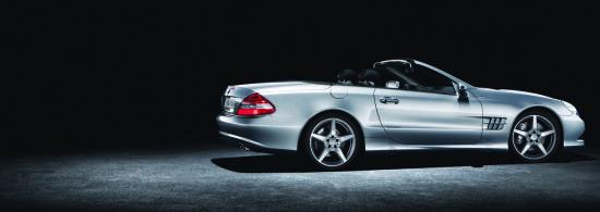 奔驰SLGrand Edition豪华跑车