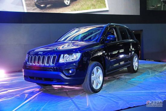 点击浏览2011款Jeep® Compass指南者高清实拍图