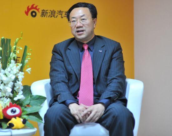 广汽乘用车副总经理徐育林