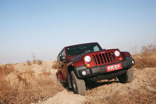 2010款Jeep牧马人