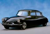 1955年问世的雪铁龙DS堪称为一代名车