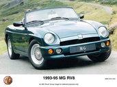 1993-95MG RV8