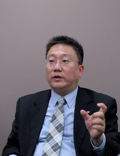 沃尔沃中国董事长沈晖