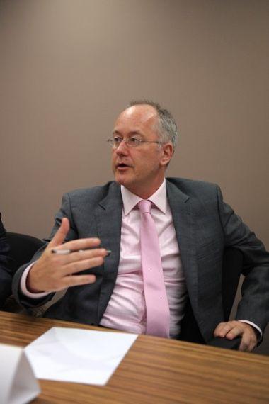沃尔沃汽车中国销售有限公司总裁兼首席执行官施瑞翔