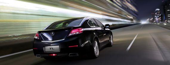 2012款Acura TL