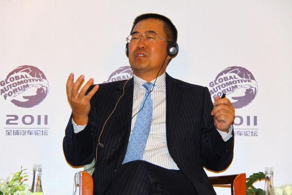 东风日产公司总经理 任勇