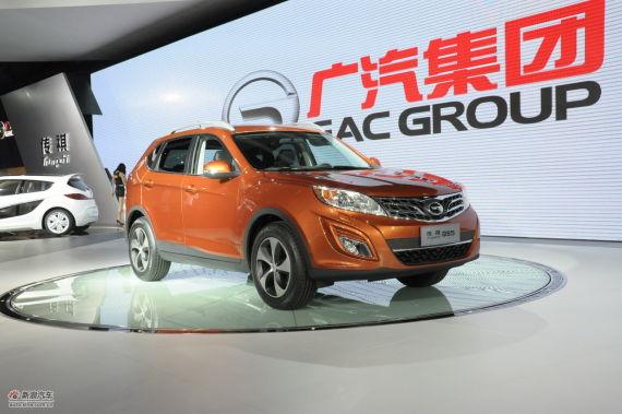 广汽传祺SUV GS5