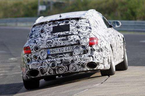 全新奥迪RS4旅行版将亮相日内瓦车展