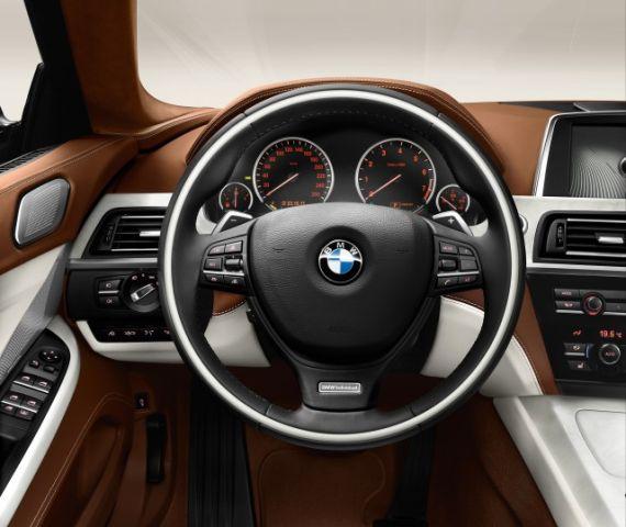 全新宝马6系Gran Coupe将亮相日内瓦车展 起售价76,895美元