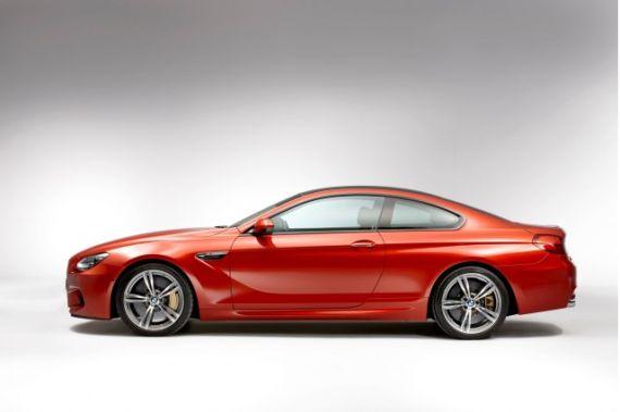 新款宝马M6发布 日内瓦车展首发