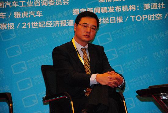 标致雪铁龙集团亚洲产品规划和市场战略总监孙晓东