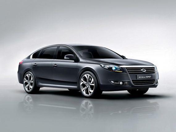 雷诺计划推出全新中高级轿车