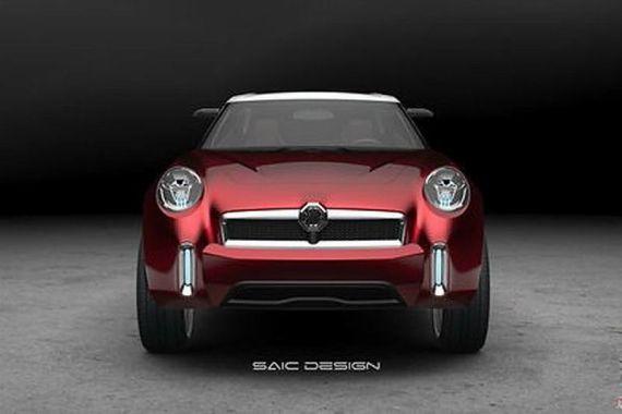MG Icon概念车