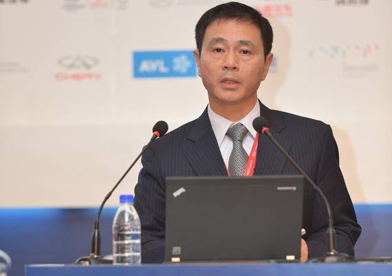 中国石化石油化工科学研究院副院长 达志坚