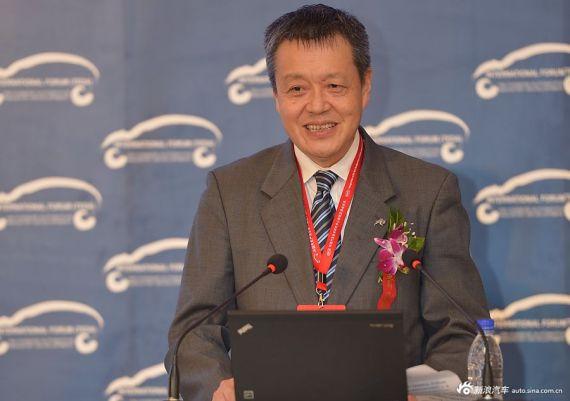 中国石化科技开发部副主任 徐惠