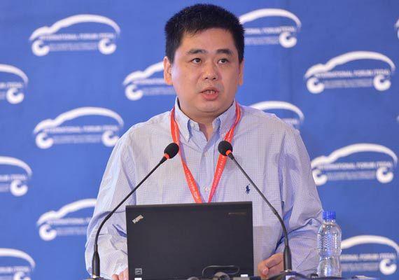 北京理工大学电动车辆国家工程实验室副主任 林程