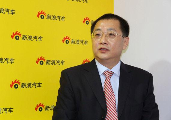 长城汽车股份公司副总裁技术中心主任黄勇