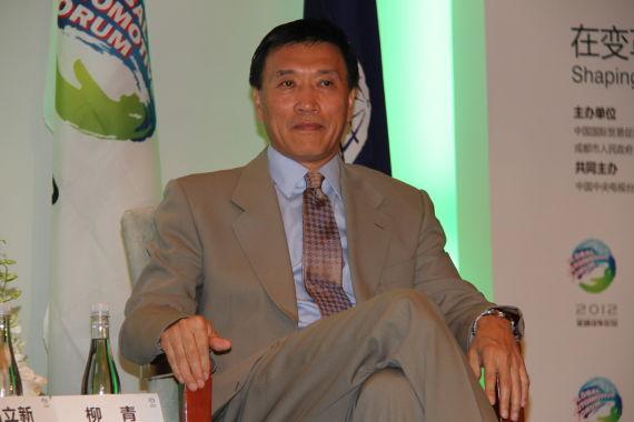 福特亚太及非洲地区副总裁兼总法律顾问 柳青