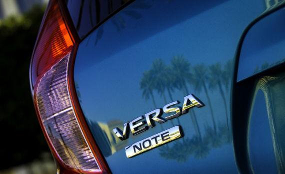 日产Versa Note预告图发布