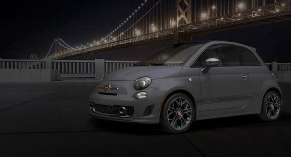 菲亚特将在北美车展展出两款设计概念车