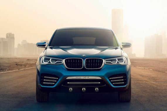 BMW Concept X4 07