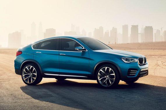 BMW Concept X4 12