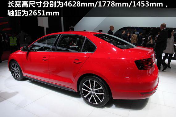 一汽大众速腾GLI上市 售价22.58万元