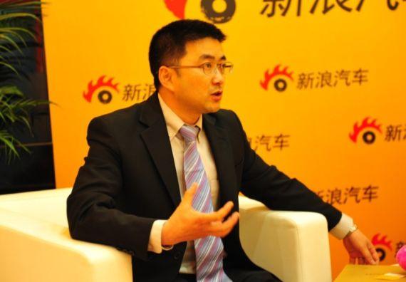 上汽荣威市场运营部总监刘涛