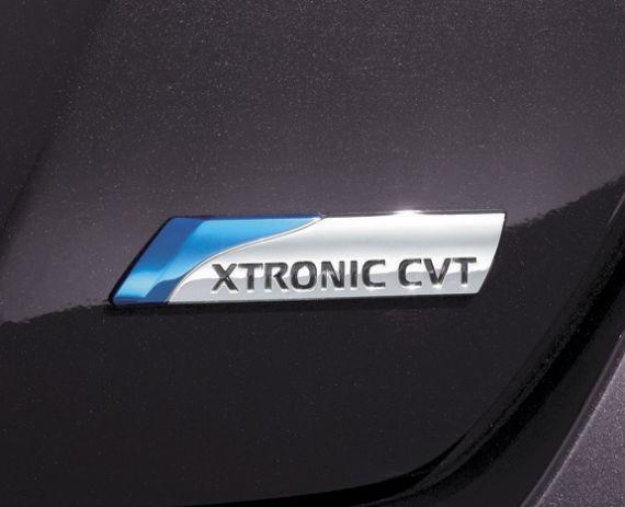 XTRONIC CVT所配车型,都会有对应的尾标