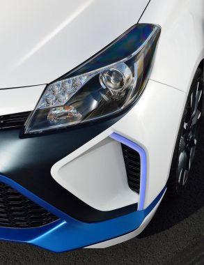 Toyota Yaris Hybrid-R Concept 14