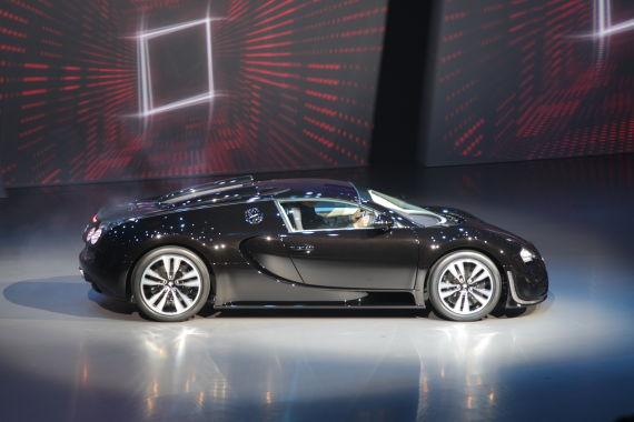 """布加迪威航""""Jean Bugatti""""版 1"""