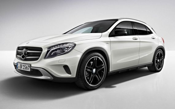 Mercedes-Benz GLA Edition 1 01