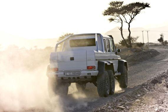 Mercedes-Benz G63 AMG 6x6 03