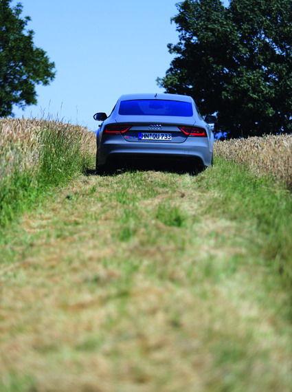 奥迪RS7 Sportback