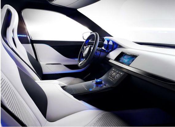 2013 Jaguar C-X17 concept