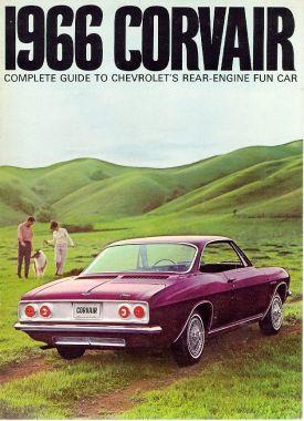 1966 Corvair