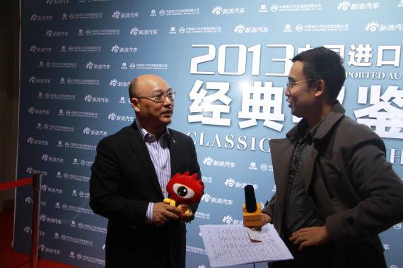 特斯拉(中国)总经理郑顺景接受新浪汽车独家专访