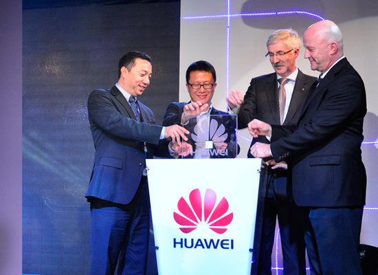 华为发布车载模块ME909T 宣布正式进军车联网