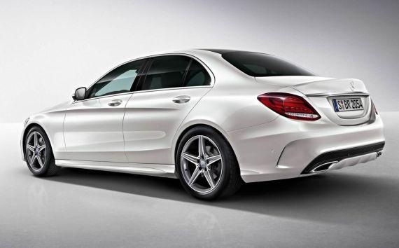 新奔驰C级AMG Line发布 将亮相北美车展